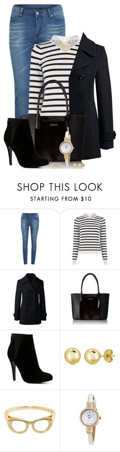 """""""Affordable Fashion"""" by harleypool ❤ liked on Polyvore featuring Cheap Monday, Oasis, Lands' End, Calvin Klein, ALDO, BERRICLE, Eternally Haute and Bling Jewelry"""