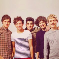 One direction ❤ #1 C's fave, # 2, P's fave