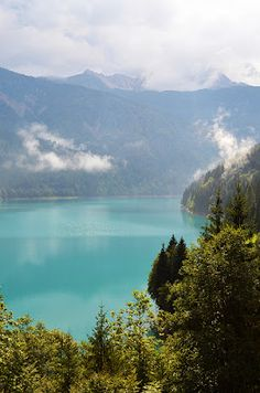 Lake Sauris, Italy