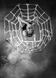 Delia's Spider - Aerial Act | Hertfordshire | Eastern | UK