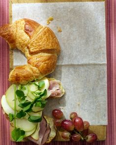 Top 10 Amazing Croissant Sandwich Ideas - Top Inspired