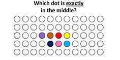 Are You Smart Enough To Pass This Hit-The-Dot Test?