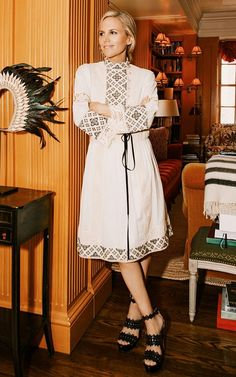Tory Burch Carlotta dress