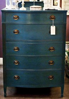 Chalk Paint Furniture Ideas 8