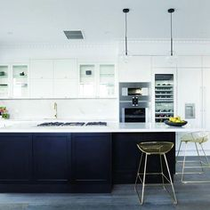 Loved the kitchen designs from the @TheBlock? Add a stylish finish to your renovation with featured appliances, including Bosch, Siemens, Neff and Gaggenau. Winning Appliances is the only retailer in NSW, QLD and WA with all of these appliances under one roof! Come in-store to discover these brands today! http://bit.ly/SeenonTheBlock