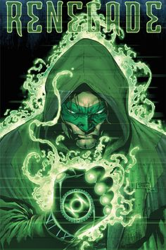 Green Lantern #41 - Billy Tan