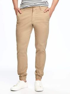 Men's clothes from Old Navy offer cool, easy style. Our men's clothing shops feature the latest trends, All-American classics, and athletic styles. Khaki Joggers, Khaki Pants, Athletic Fashion, Maternity Wear, Simple Style, Old Navy, Latest Trends, Menswear, Man Shop