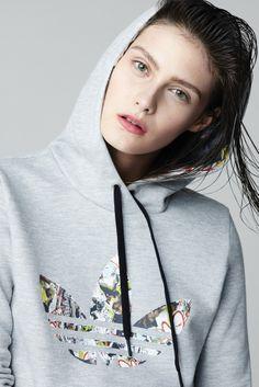 Topshop x Adidas Originals, la collection sucrée de cet été!