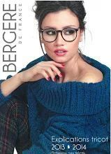 Bergere De France Pattern Book Collection - I Crochet World Knitting Books, Lace Knitting, Knit Crochet, Knitting Magazine, Crochet Magazine, Knitwear Fashion, Knit Fashion, Knitting Designs, Knitting Patterns