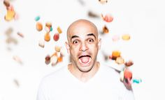 Chef Adriano Zumbo by Photographer Graham Jepson for Iconic & Vintage 2016