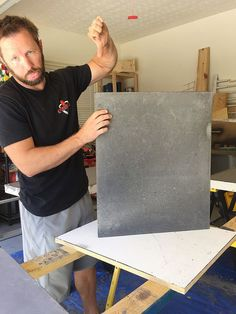 How To NOT do Concrete Countertops – Bower Power