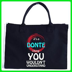 It's A Donte Thing You Wouldn't Understand V3 - Tote Bag - Top handle bags (*Amazon Partner-Link)