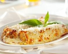 Cannellonis farcis aux légumes