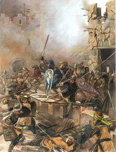 al-Bilad al-Sham sous les croisades