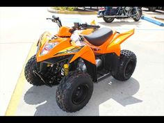 New 2017 Kymco Mongoose 70s ATVs For Sale in Florida. 2017 KYMCO Mongoose 70s, Call (866) 374-0612 and ask for Ed. Se Habla Espánol. 2016 Kymco Mongoose 90 S The Mongoose 90S is a slick youth-sized sport quad that comes with serious GNCC and ATV Motorcross racing credentials. Powered by an air-cooled and carbureted 89cc 4-stroke engine, and operated via an easy to use automatic CVT with F-N-R, the chain-drive Mongoose features a single A-arm front and swingarm rear suspension mated to…