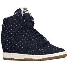 e282a2f34c8e Nike Dunk Sky High Print - Women s - Basketball - Shoes - Obsidian Obsidian