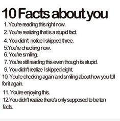 funny quotes from people   facts, funny, people, quotes - inspiring picture on Favim.com