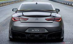 Infiniti Q60 'Project Black S' Revealed