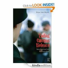 Disruption, Aggression, and Violence in Higher Education by Brian Van Brunt. $18.34. Author: Brian Van Brunt. Publisher: Routledge (August 21, 2012). 392 pages