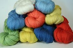 Ravelry: Native Yarns Southwold Blue Faced Leicester Lace
