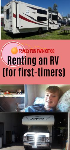 Renting an RV, RV Tips, Renting RV RV rental, Renting RV Tips