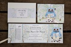 Fiat 500 invitation range of wedding stationary by Dottie Creations http://www.dottiecreations.com/