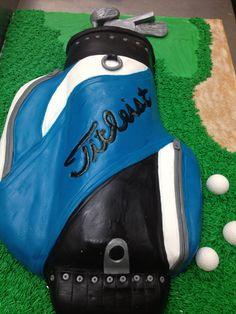 Golf cake pic2