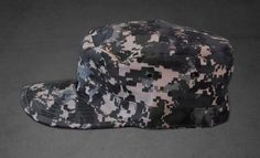 2017 Hot Fashion New Hat for men Camo Camouflage Patrol Castro Hat Army Baseball Sun Cadet Cap Free Shipping