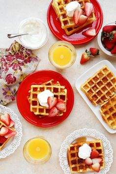 Save the recipe! Buttermilk Waffles, Milk And Eggs, Waffle Iron, Waffle Recipes, Best Dishes, Recipe Of The Day, Baking Soda, Special Occasion, Breakfast