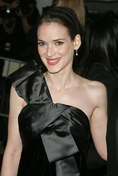 "Winona Ryder - MET Costume Institute Benefit Gala Presents ""Poiret: King Of Fashion"""