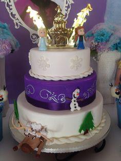 Bolo Frozen 15/12/15