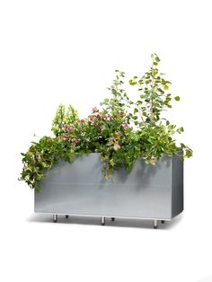BEDD 120 x 40 h50 med bunn og hjul / ben | bedd Plants, Design, Porches, Plant, Planets