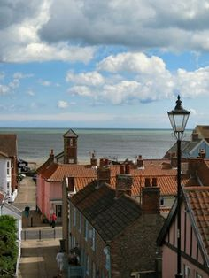 Question 5.  From where in Aldeburgh can you see this view?