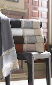 Luxury Bath Towels - Savile by Kassatex Best Bath Towels, Bath Towel Sets, Bathroom Towels, Grey Hand Towels, Decorative Hand Towels, Monogram Towels, Upstairs Bathrooms, Modern Bathrooms, Terry Towel