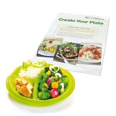 Portion Control Plate - Get for Mom for Christmas