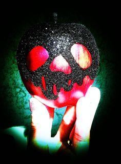 Poison Apple Snow White Halloween prop