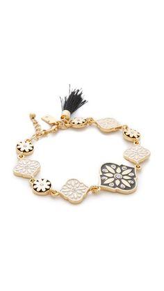 Kate Spade Moroccan tile bracelet