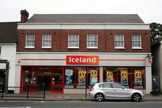 Billericay Iceland Telephone Exchange, On The High Street, Iceland, Buildings, Store, Ice Land, Storage, Shop