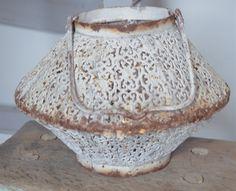 Marokaanse oude lantaarn. Nu bij cedante voor de helft van de prijs.