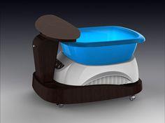 <p> Milan Portable Pedicure Spa</p>