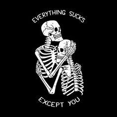 Work By Beebosloth Tattoo Tattoosketc Tattoosketch - Tattoos Skeleton Love, Skeleton Art, Skull Wallpaper, Dark Wallpaper, Wallpaper Wallpapers, Tatoo Henna, Photocollage, Pics Art, Skull Art