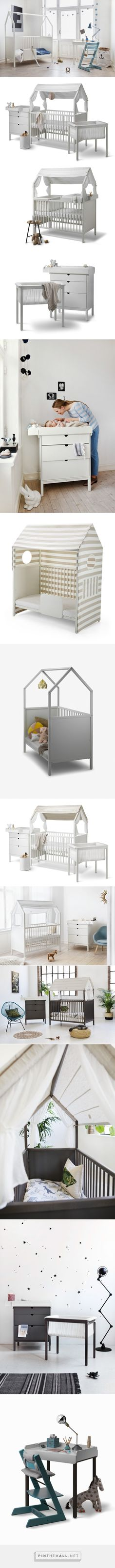 Stokke Home: A Modular, Multifunctional Nursery - Design Milk - created via http://pinthemall.net
