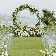 wedding outdoor decor inspiration.
