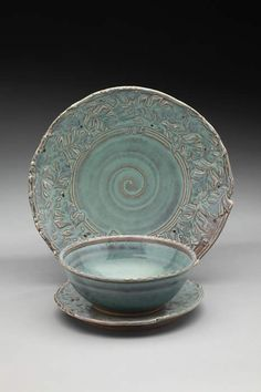 The Pottery Studio Gallery—Nancy Zoller.