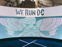 Nike Women's Marathon DC on Behance