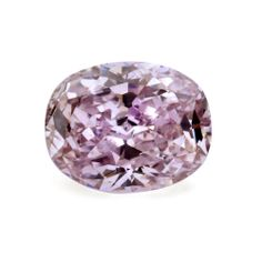 "0.38 Carat Oval Natural Fancy Purple-Pink Diamond -Inspired by Pantone's ""mauve mist""  Fall 2014 Fashion Color Report -Thanks @Sasha Bowman Personal Shopping & Image Consulting!"