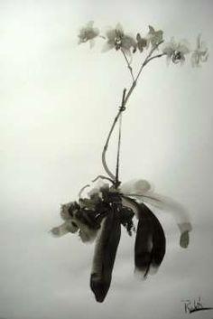 MIL ANUNCIOS.COM - Taller de sumi e sobre la orquídea