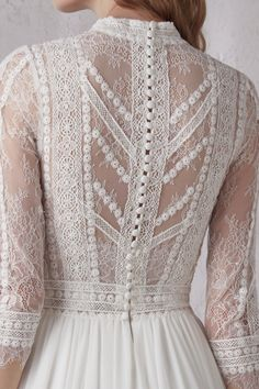 """The post """"Bohemian with a chic touch and the delicateness of the most exquisite romantici… appeared first on How To Be Trendy. The post """"Bohemian with a chic touch and the delicateness of the most exquisite romantici… appeared first on How To Be Trendy. Boho Chic Wedding Dress, Dream Wedding Dresses, Boho Dress, Bridal Dresses, Wedding Gowns, Lace Dress, Prom Dresses, Dress Up, European Wedding Dresses"""