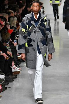 Christopher Raeburn Fall 2017 Menswear Collection | British Vogue