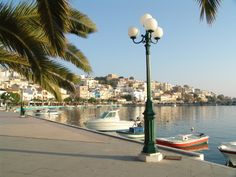 picturesque Sitia, Crete